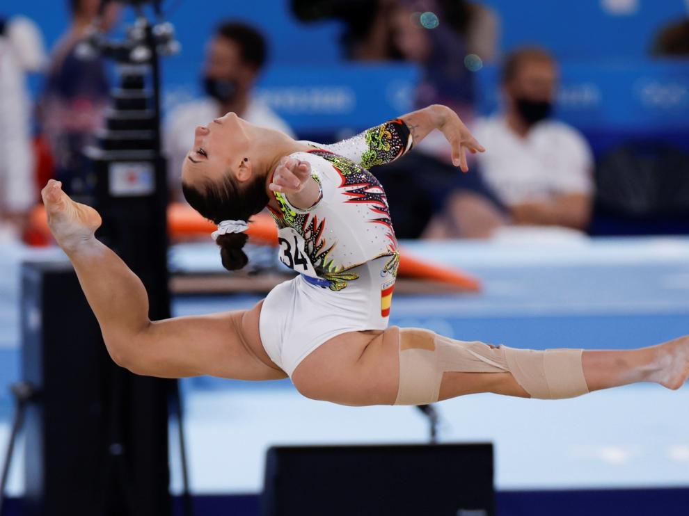 Juegos Olímpicos 2020 - Gimnasia Artística