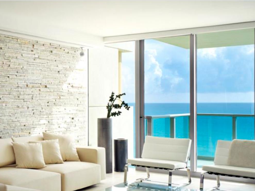 Los apartamentos con vistas al mar son los más demandados en estas fechas.