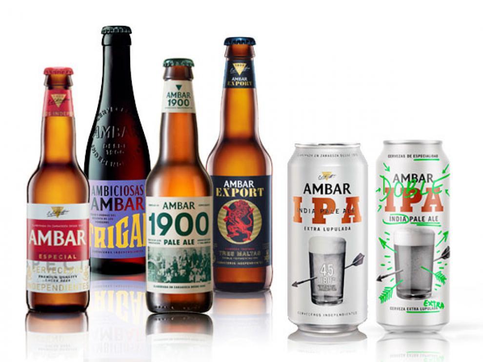 Disfruta de un pack de seis cervezas con tu suscripción digital.