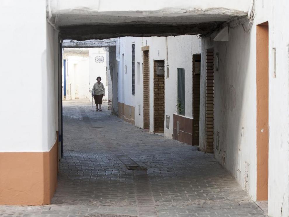 El barrio morisco de Gelsa se extiende por el casco antiguo de la localidad