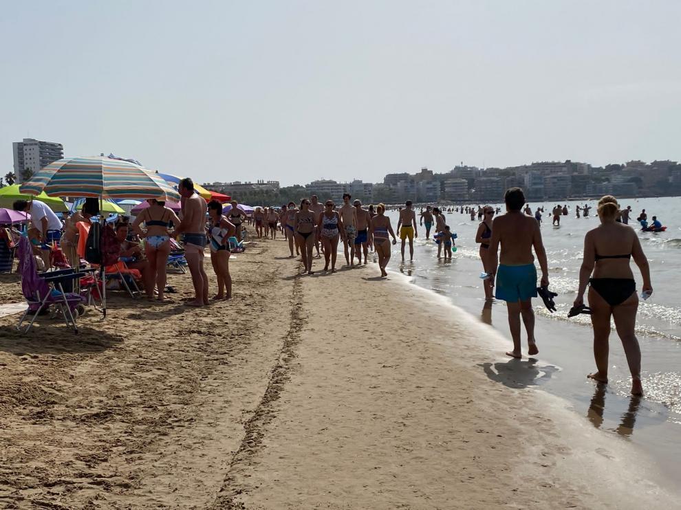 Termina la semana más turística de la Costa Dorada.