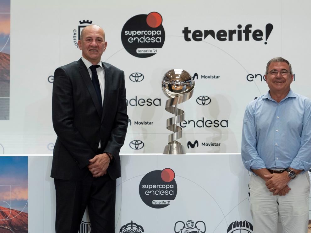 Barça-Valencia y Lenovo Tenerife-Real Madrid, semifinales de la Supercopa Endesa