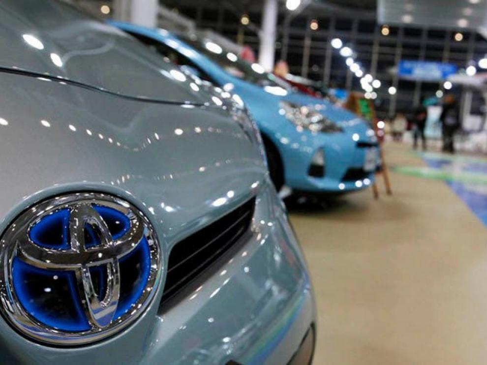 Imagen de un vehículo Toyota