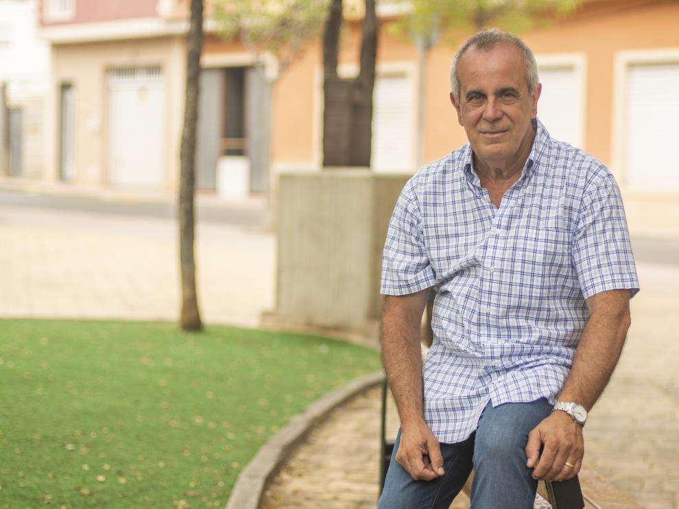 Ángel Juste Mata lleva 30 años trabajando en la comunicación de Mercasa.