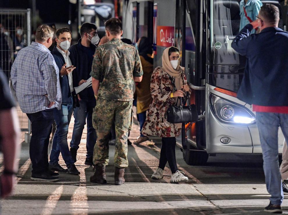 Evacuación de Kabul: entre el caos y el alivio