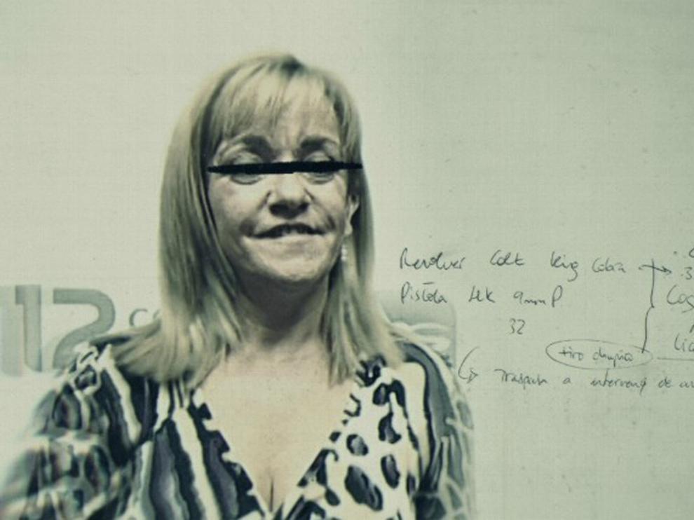 Fotograma de 'Muerte en León', sobre el asesinato de Isabel Carrasco, presidenta de la Diputación