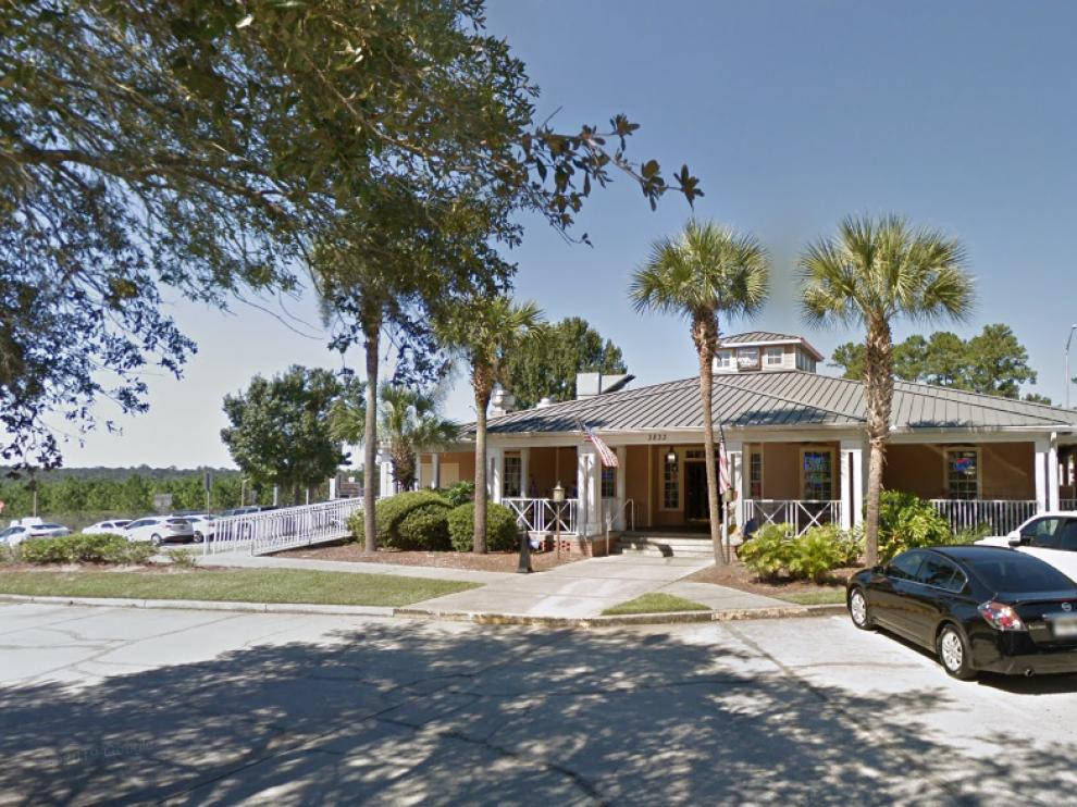Restaurante de Florida donde ocurrieron los hechos.