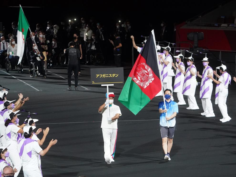 Ceremonia inaugural de los Juegos Paralímpicos de Tokio