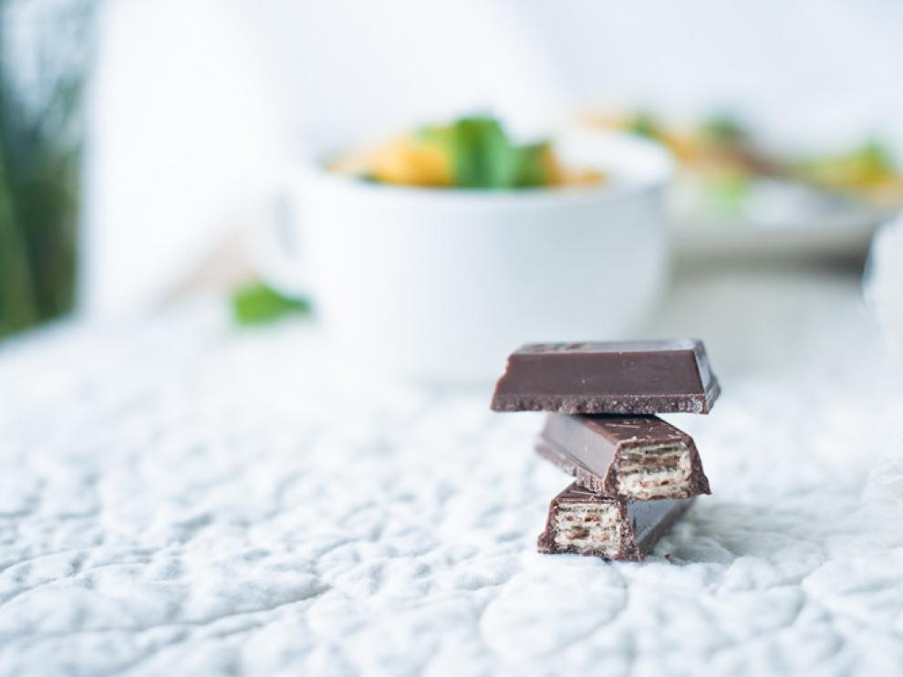 ¿Chocolate o fruta?