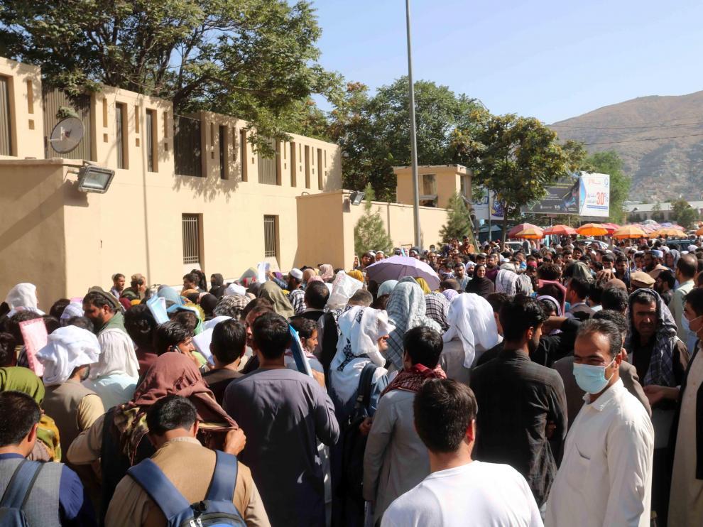 Afghanistan crisis - Kabul situation
