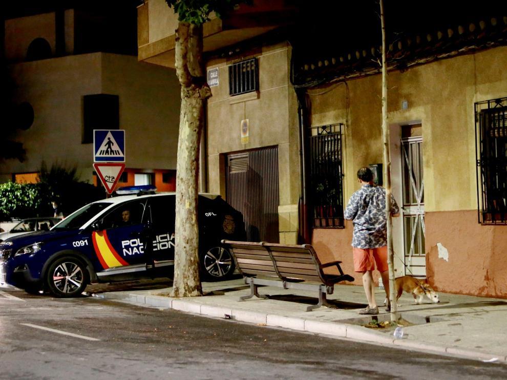 El cadáver ha sido hallado en una vivienda de Albacete.