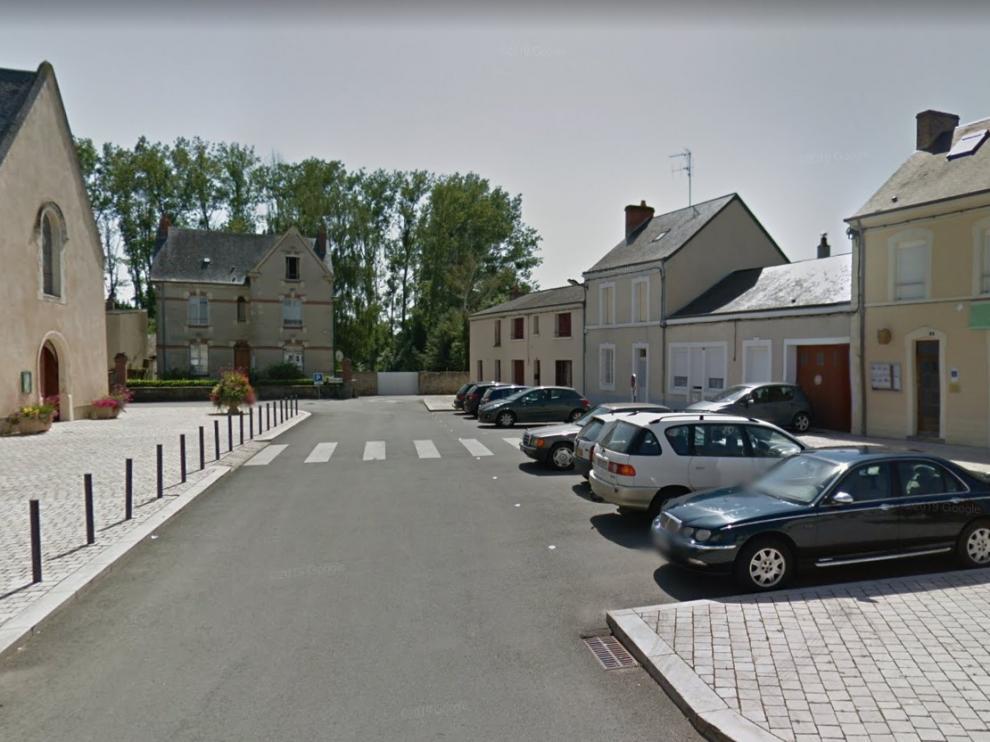 El hallazgo de los tres bebés muertos tuvo lugar en la localidad francesa de Mézeray
