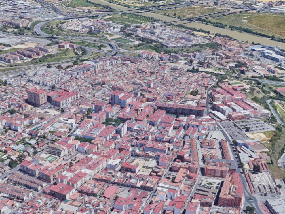 Los hechos tuvieron lugar en San Juan de Aznalzarache