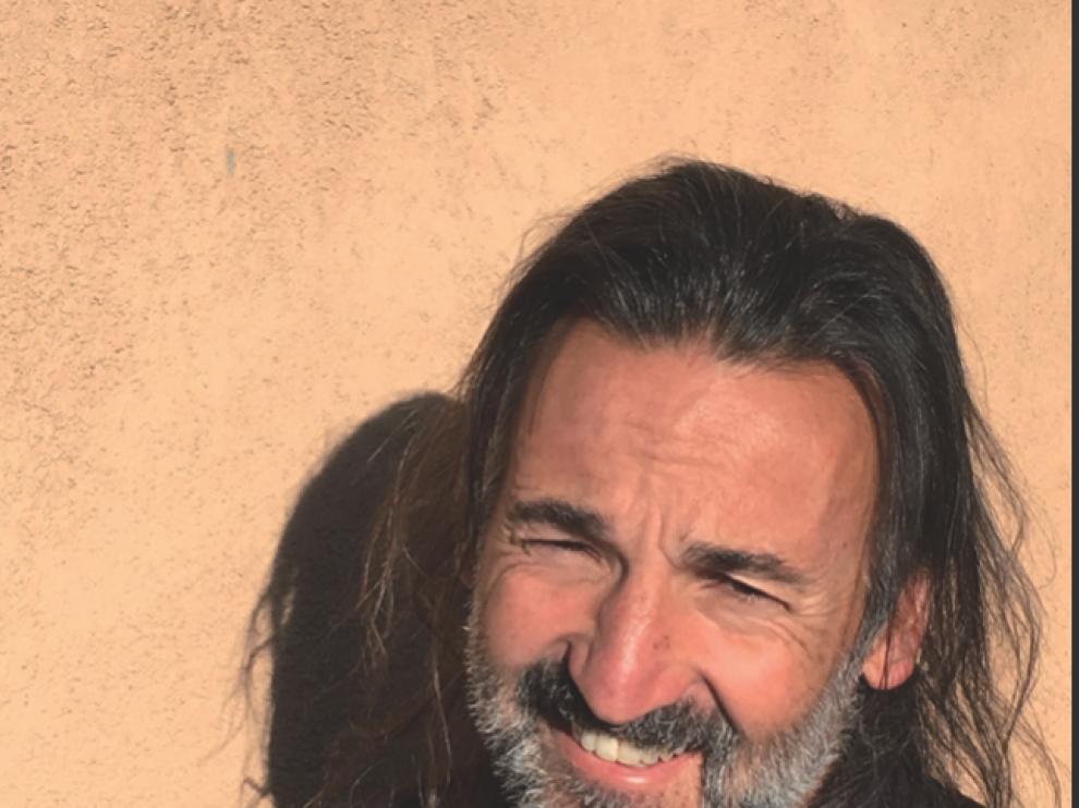Retrato de Javier Arruga.