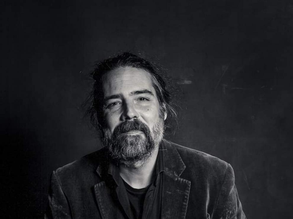 Retrato de Ros Beret, realizado por Juan Moro para su serie 'Gente de mal vivir'.