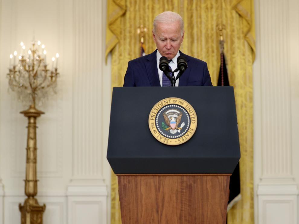 Declaración del presidente de los Estados Unidos, Joe Biden