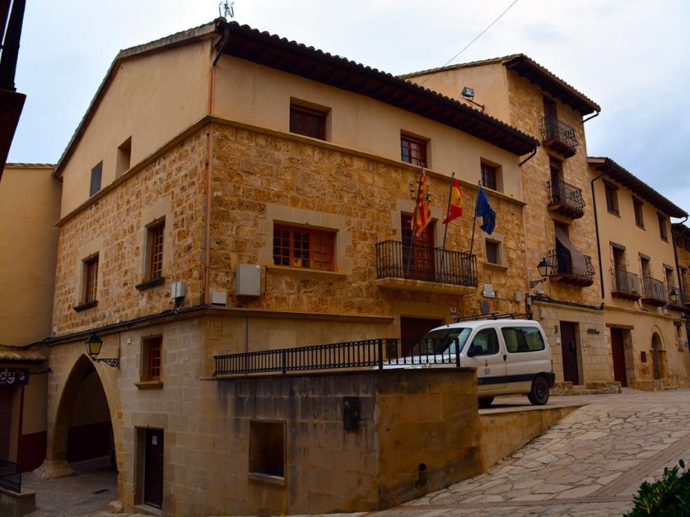 Ayuntamiento de Beceite.