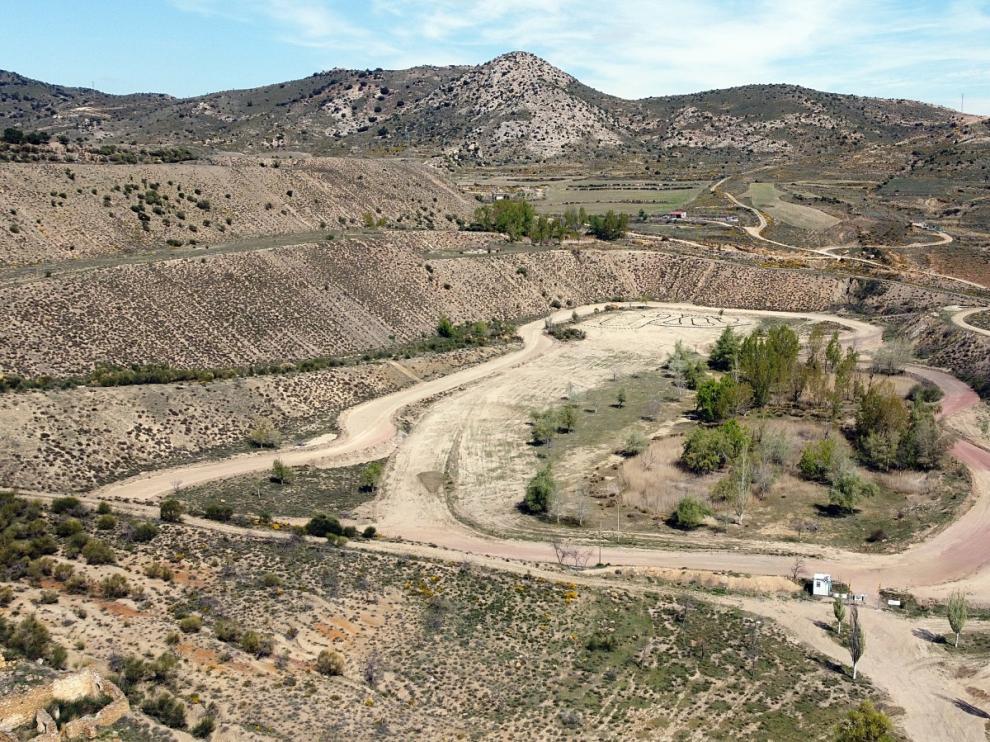Circuito El Murciélago de Utrillas.