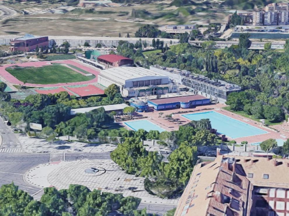 La detención tuvo lugar en el centro deportivo municipal La Granja