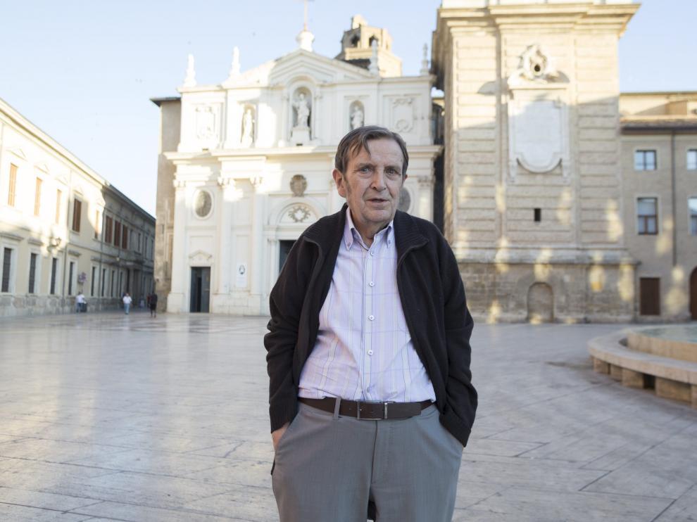 Luis Antonio Gracia Lagarda, en una imagen de 2016