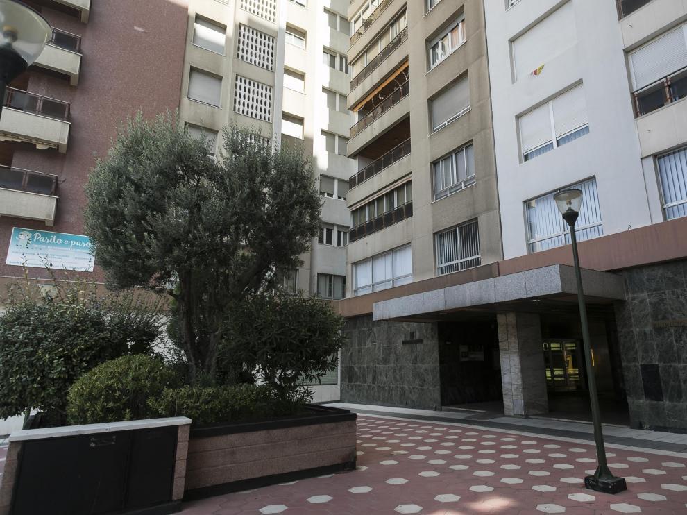 Sede de la empresa Centybel en Calle de Fray Luis Amigó, 4, cuyo propietario ha sido acusado de estafa / 28-08-2021 / Foto: José Miguel Marco[[[FOTOGRAFOS]]]