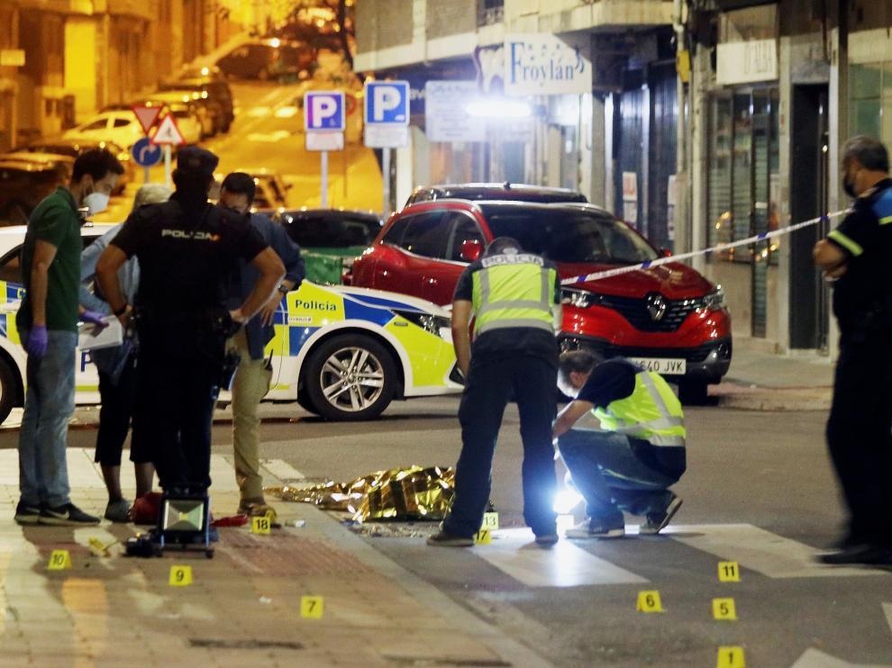 Un hombre muere en Salamanca tras recibir varios disparos