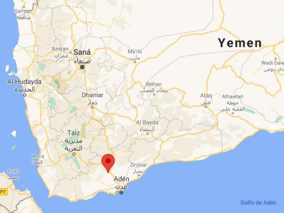 El ataque tuvo lugar en una base militar aérea al sur del país.
