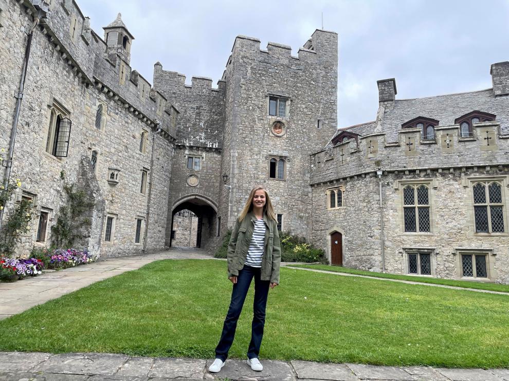 El internado galés de la princesa: como una más y mezclada con gente diversa