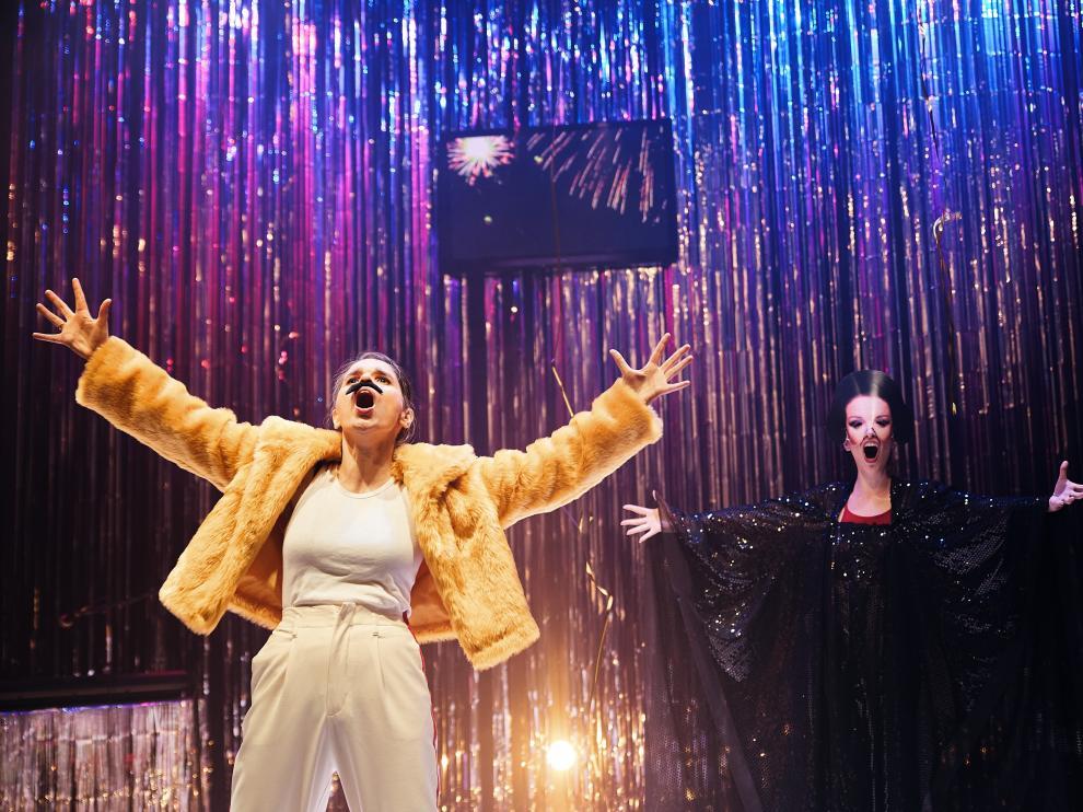 'Hoy puede ser mi gran noche', de la compañía Teatro en vilo.
