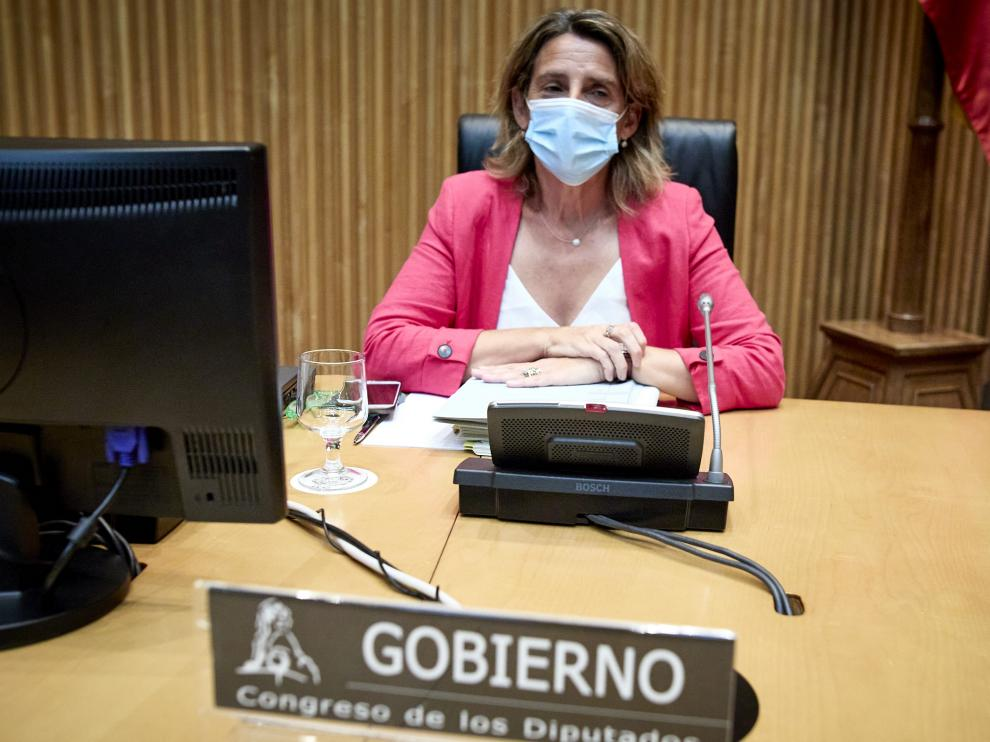 Teresa Rivera este lunes