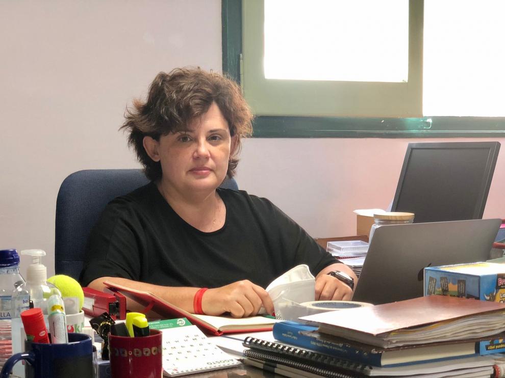 Amparo Roig, nueva directora del Servicio Provincial de Educación.