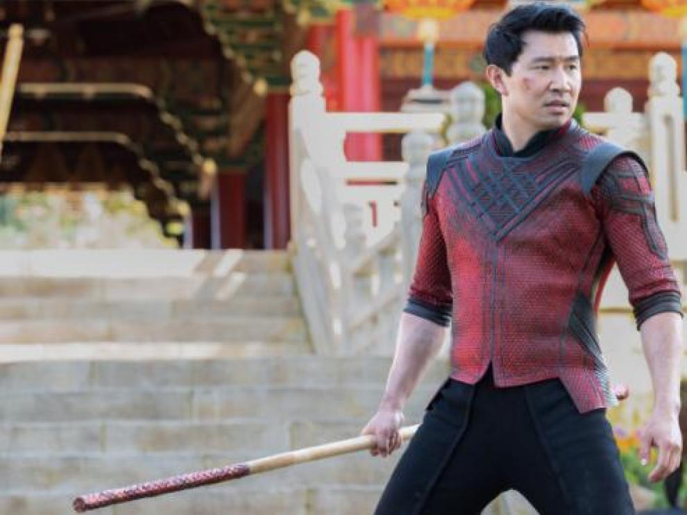 Escena de la película 'Shang-Chi'.
