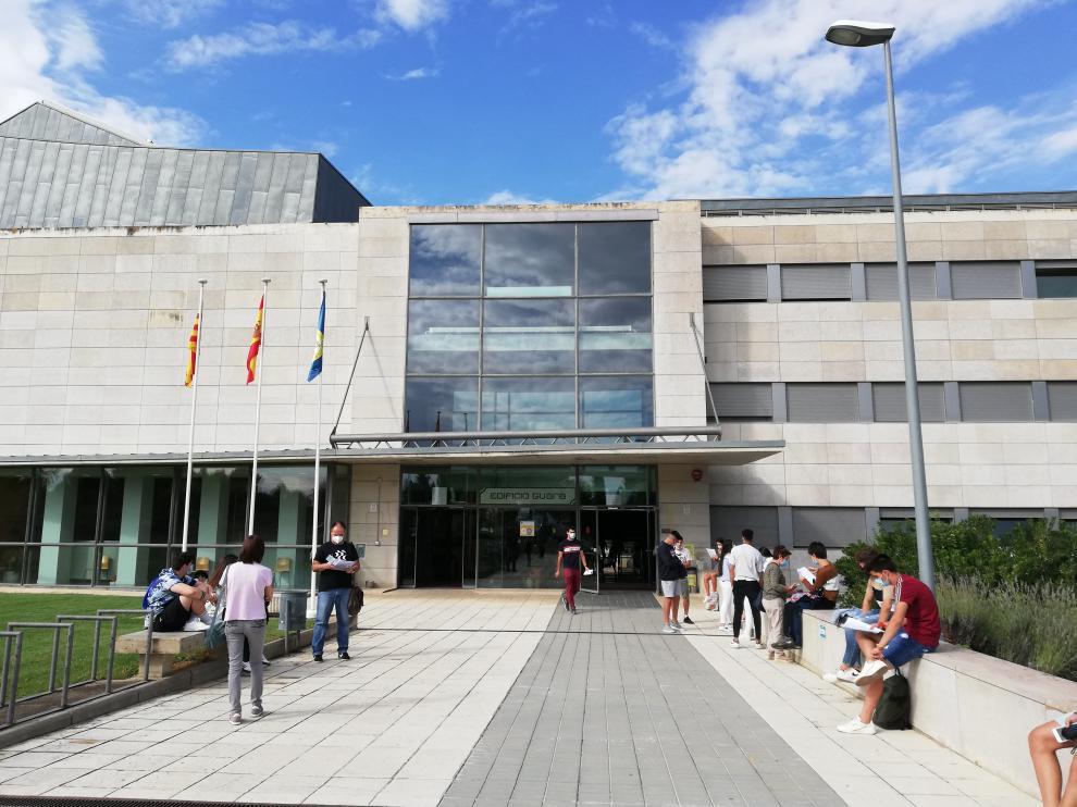 Escuela Politécnica Superior del Campus de Huesca.
