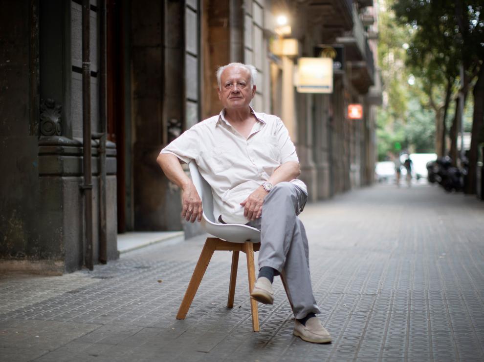 """Juan Echanove:""""El mal vive entre nosotros, se camufla en gente como nosotros"""""""