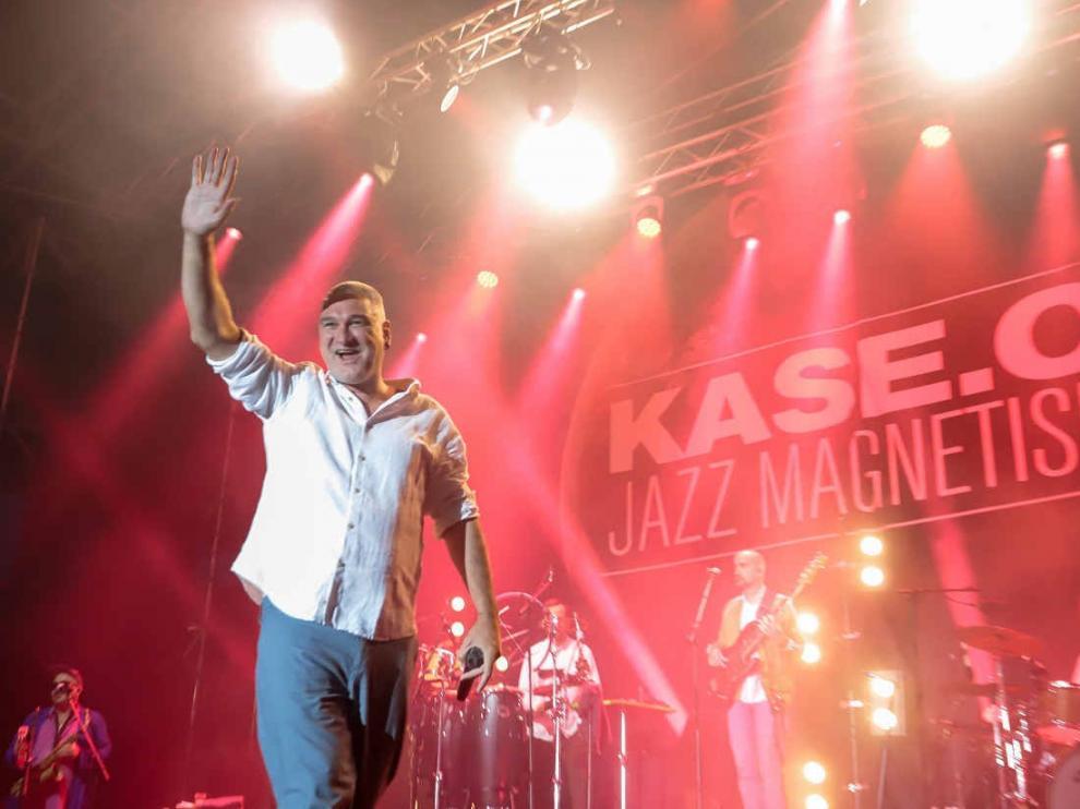El rapero zaragozano Kase.O de gira con su proyecto Jazz Magnetism