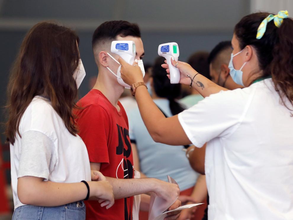 Comienza en la Comunidad Valenciana la vacunación sin cita previa