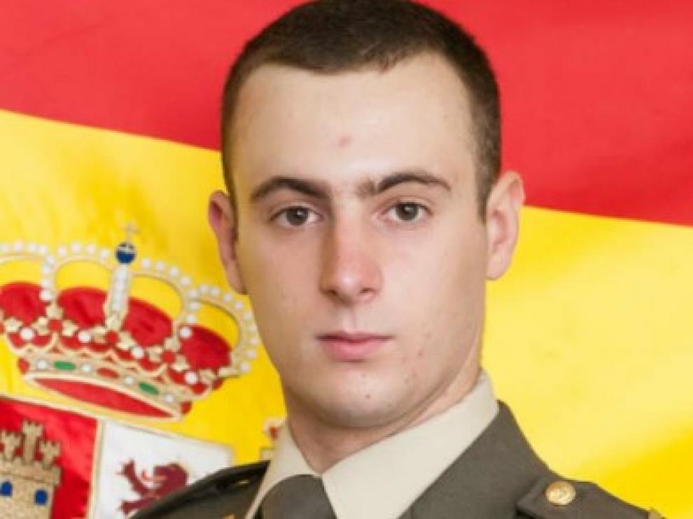 El cadete de la AGM fallecido por un golpe de calor.