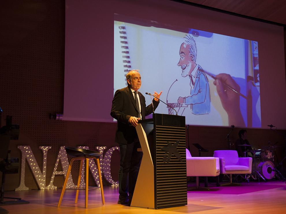 Un momento de la Primera Gala de la Nanotecnología