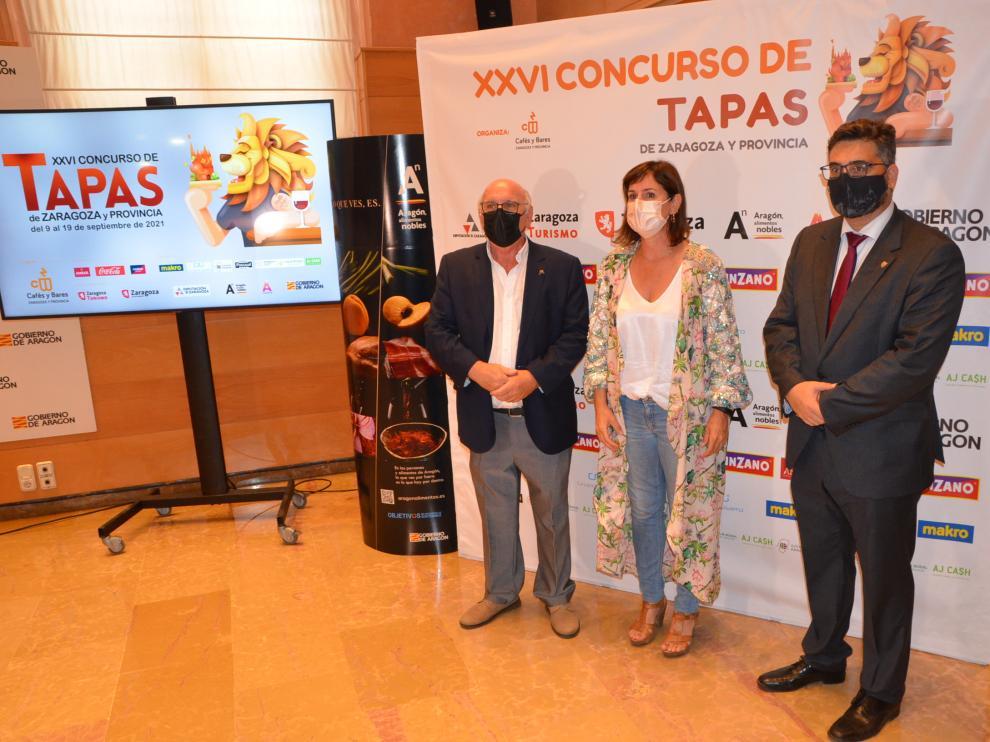 Vuelve el Concurso de Tapas de Zaragoza.