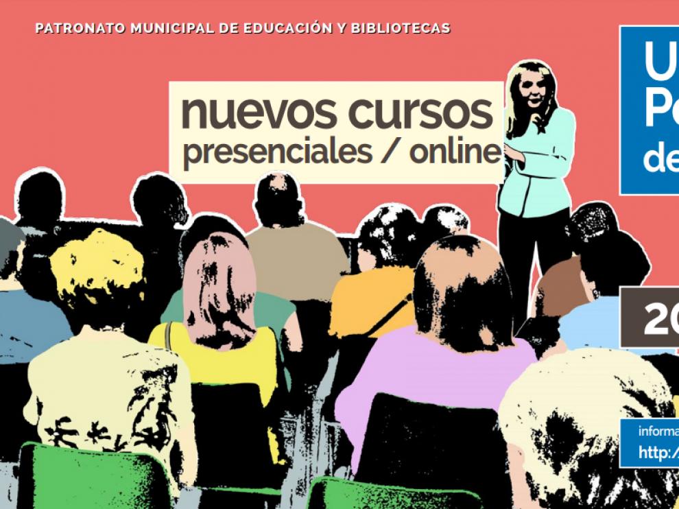 Cursos de la Universidad Popular