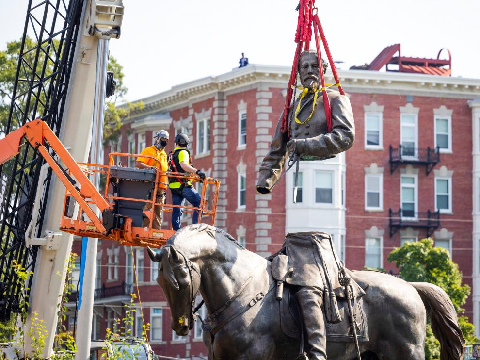 Estatua del General Robert E. Lee