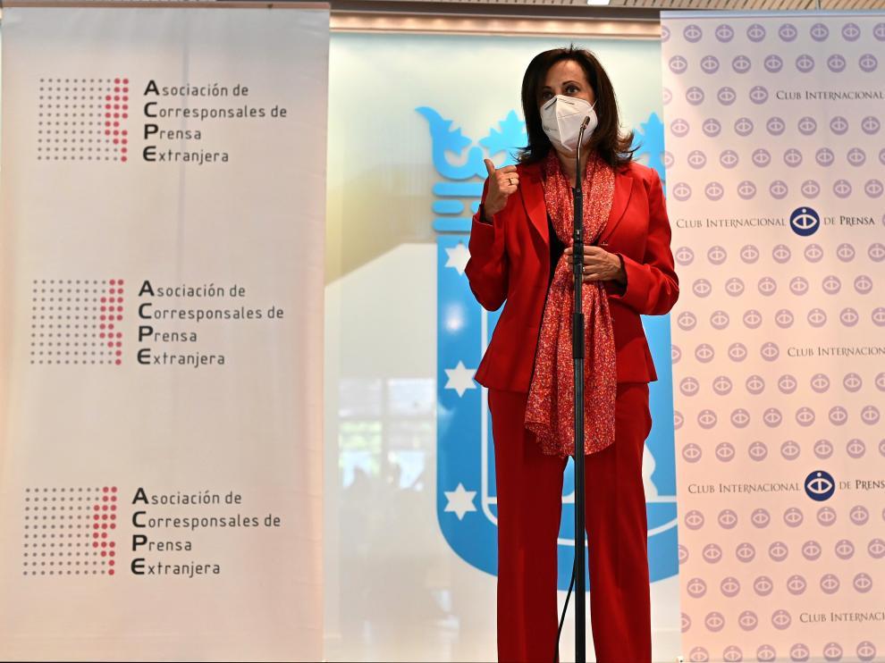 Premios de Periodismo Internacional del Club Internacional de Prensa