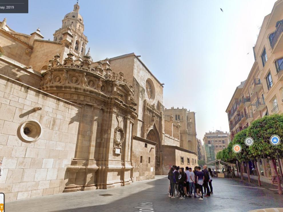 Los sucesos tuvieron lugar en una pedanía en Murcia.