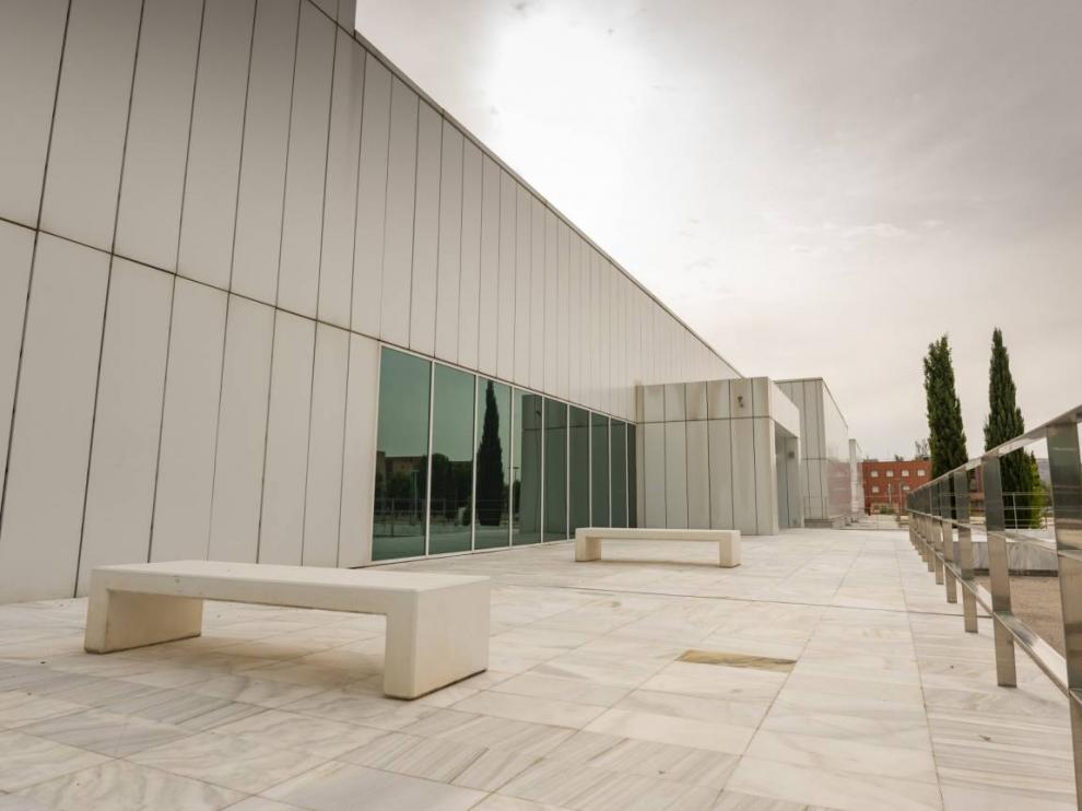 Edificio del Centro Internacional de Neurociencias Cajal.