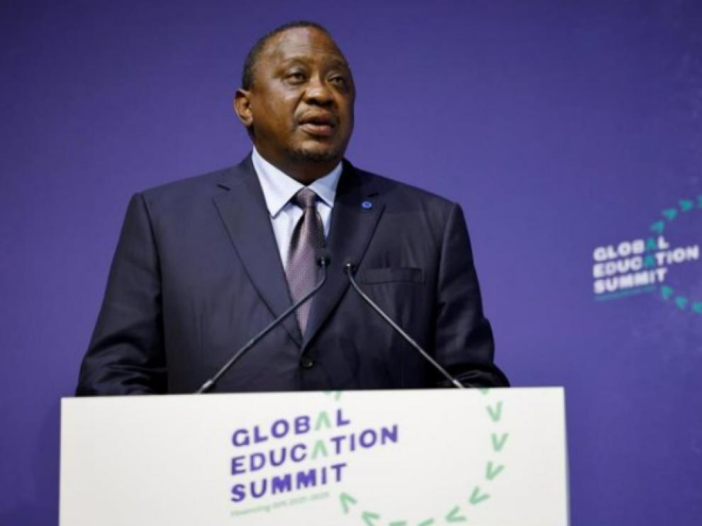 El presidente de Kenia, Uhuru Kenyatta, ha declarado el estado de desastre nacional.