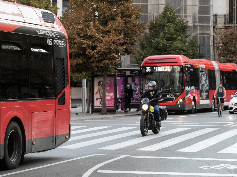 Huelga del Tranvía y del autobús
