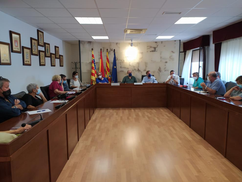 Reunión de Soro en la Comarca Ribera Baja