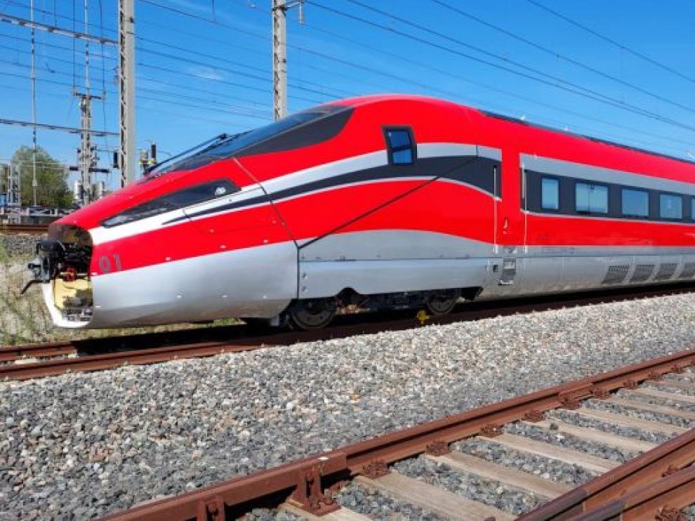 Tren de alta velocidad de IlsaIlsa