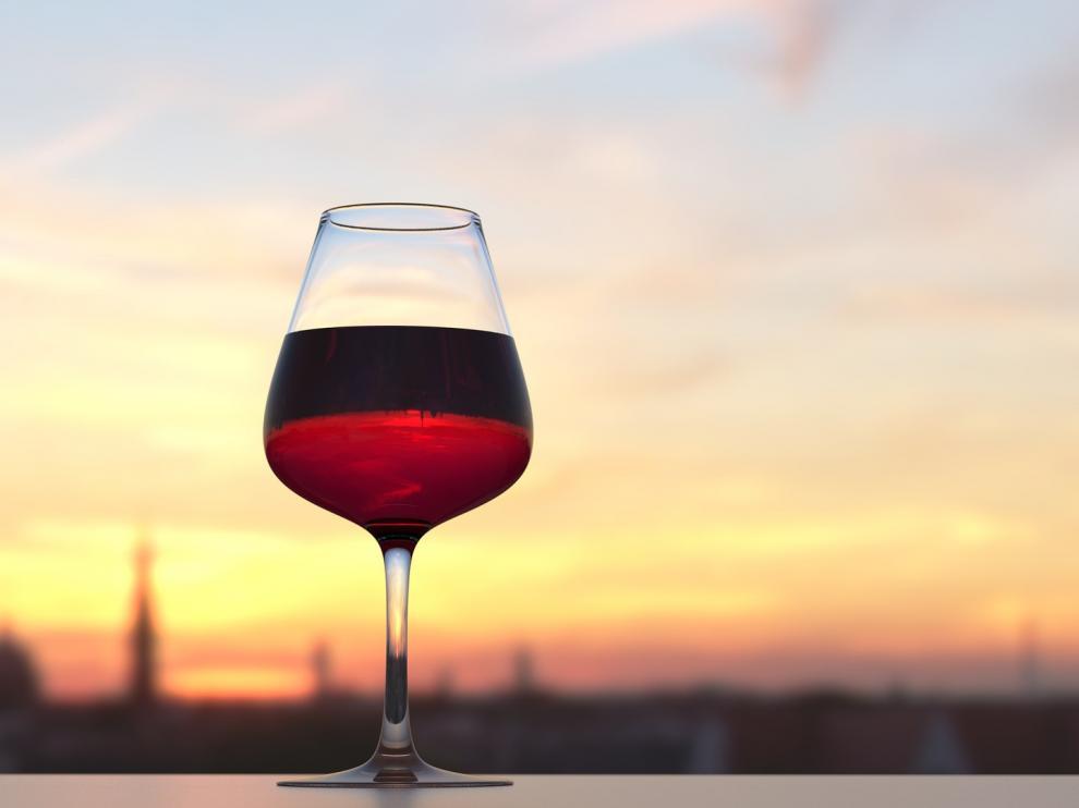 Los buenos momentos hay que celebrarlos siempre con un buen vino.