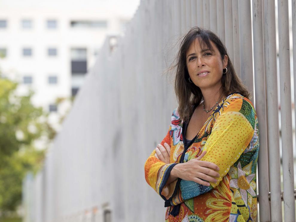 Alicia Valero, doctora ingeniera química, es investigadora del Circe y profesora titular de la Universidad de Zaragoza